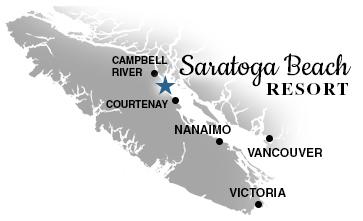 Vancouver Island Resort Map