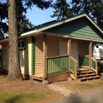 New bathhouse Saratoga Beach Resort