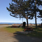 beachfront RV resort Saratoga Beach Resort