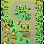 Saratoga Beach Resort Map